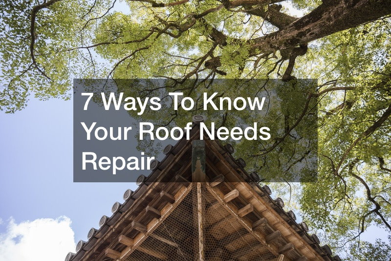 how to know when your roof needs to be replaced