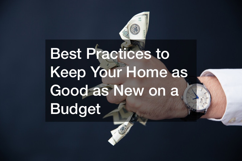 How do I know how much to budget for home repairs and maintenance