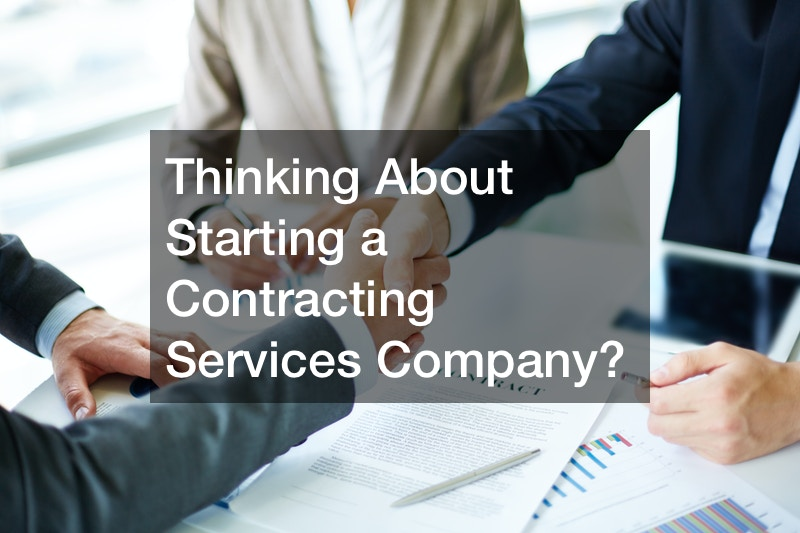 contracting services company